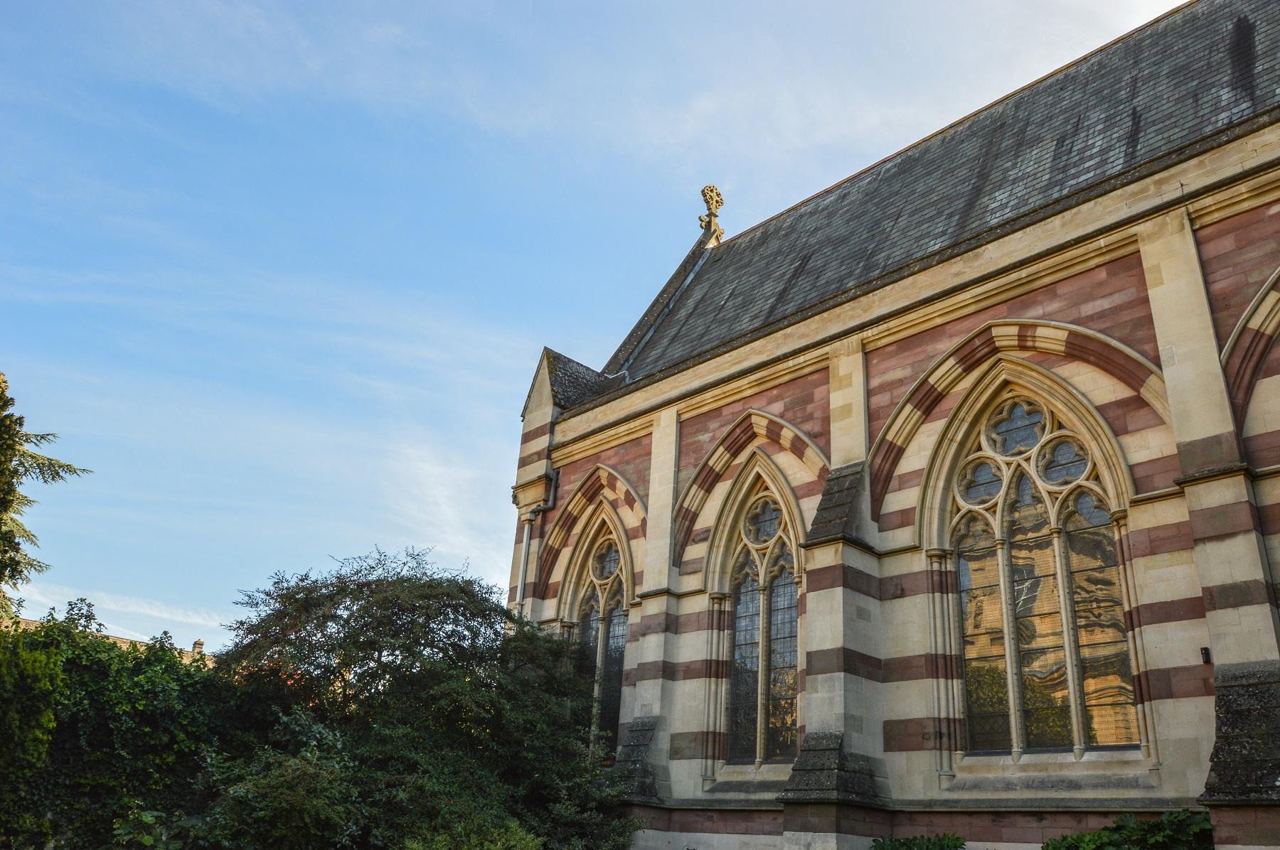 Katedra-w-Oxford