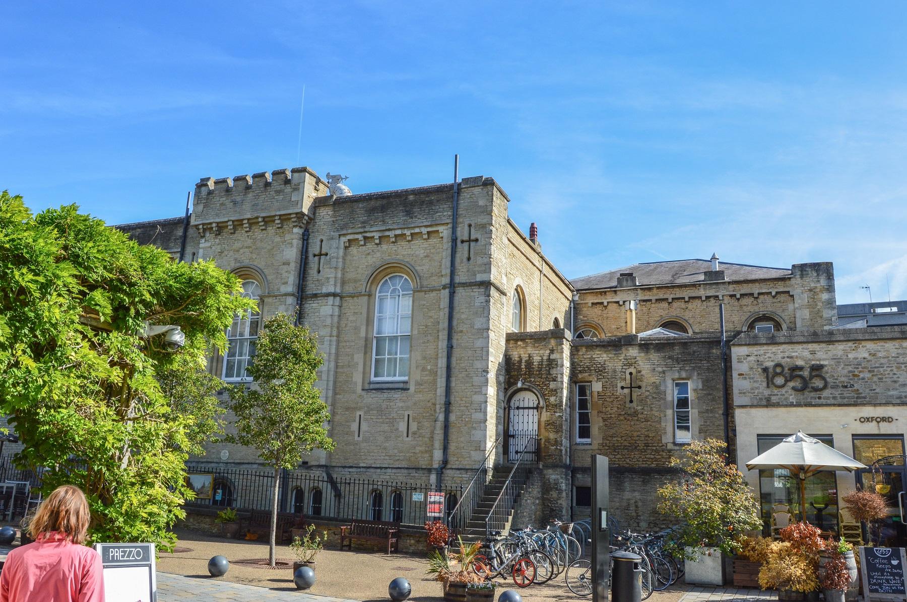 Zabudowania-Oxford-Uniwesity